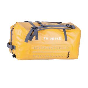 Sac Duffle étanche Borneo 85L Zulupack yellow