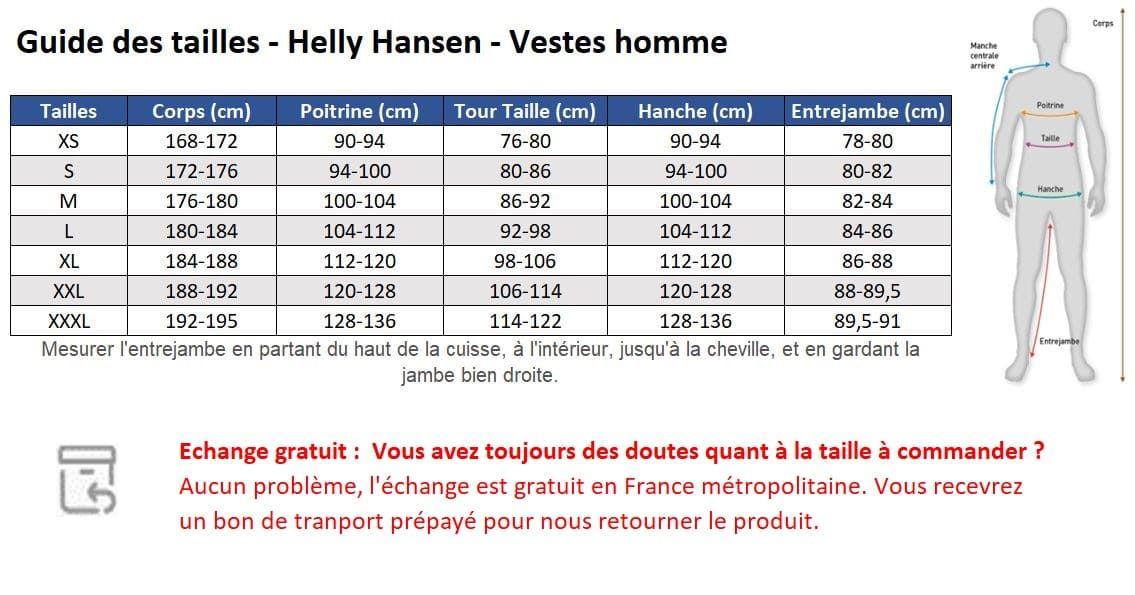 Helly Hansen Hp Racing Coupe-vent et Respirant Col Doubl/é Polaire Voile Marin Veste Imperm/éable Femme