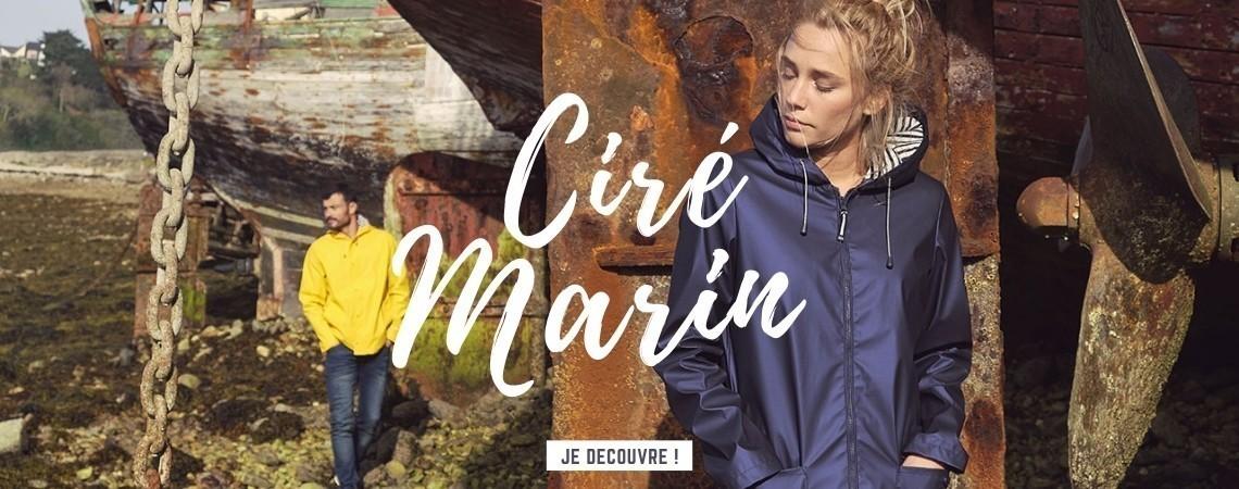 Ciré marin : collection automne 2020