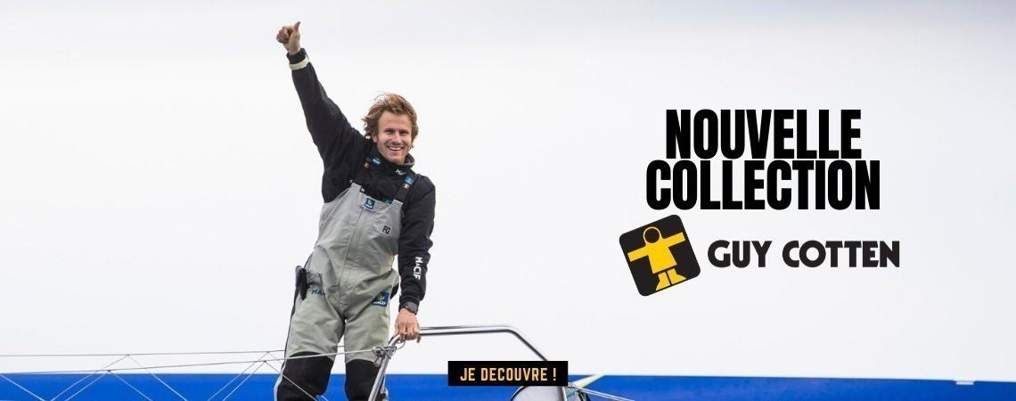 Nouvelle collection Guy Cotten