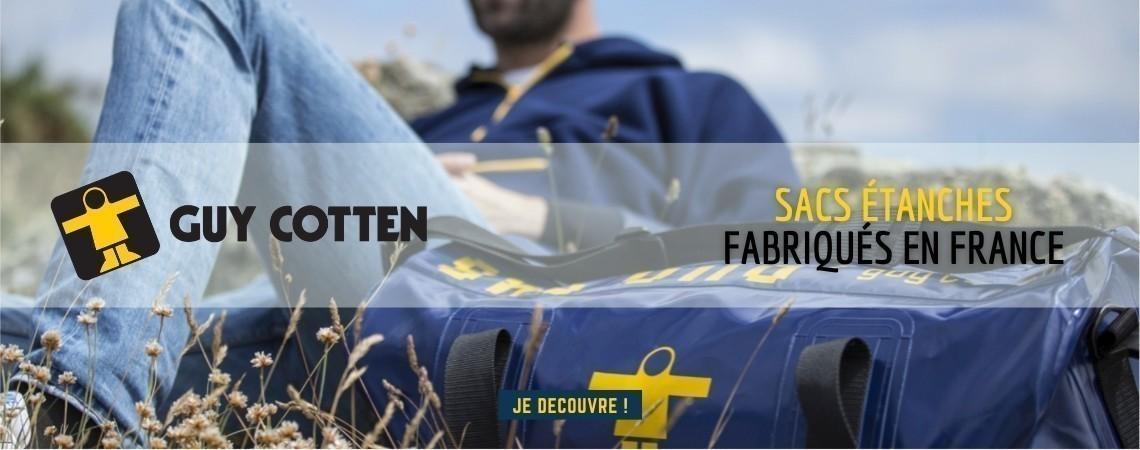 Guy Cotten : découvrez notre collection de cirés et sacs étanches !