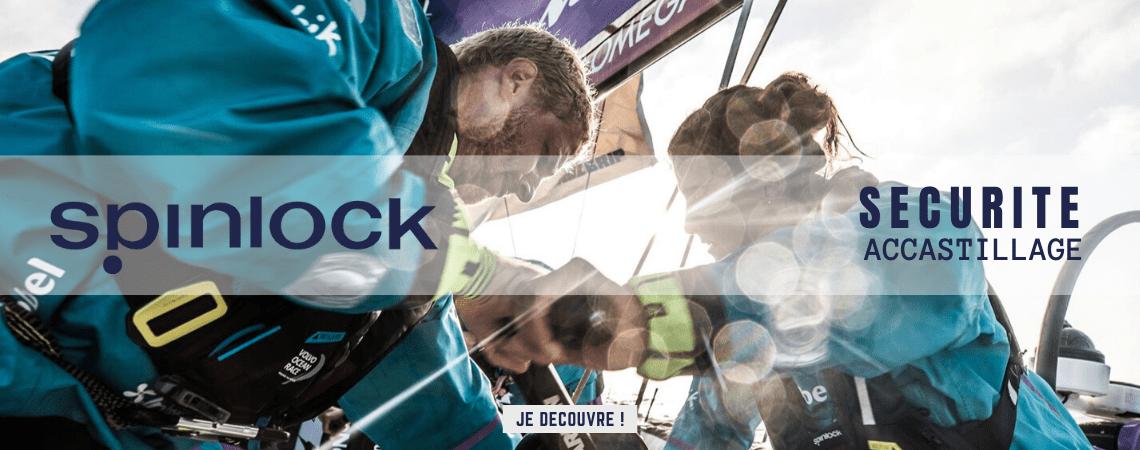 Spinlock : sécurité & accastillage