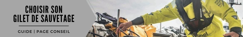 Gilets de sauvetage et aide à la flottabilité